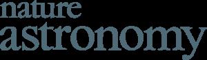 Logo reading Nature Astronomy